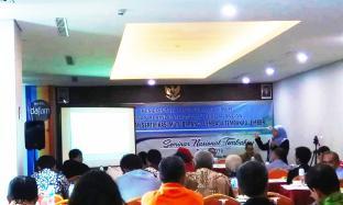 Gaungkan Diversifikasi Produk Dalam Seminar Nasional