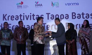 PTPN X Magz Raih Bronze Winner dalam Ajang InMA 2018