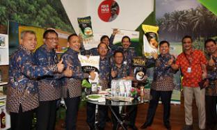 PTPN X Ikut Serta Ramaikan IBD Expo 2018