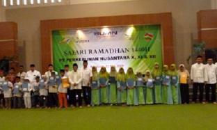 Ramadhan Perbaiki Diri untuk Kesuksesan Perusahaan