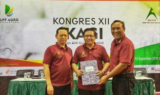 Kongres IKAGI Ke XII, Dirut PTPN X Terpilih Menjadi Ketua