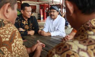 Serikat Pekerja PT Perkebunan Nusantara X Silaturahmi Dengan Komisaris Utama PTPN X