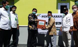 PTPN X Salurkan CSR Bedah Rumah di Jember