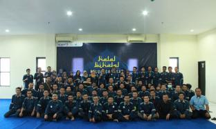 Gelar Halal Bihalal, PT Enero Optimis Target Produksi Tercapai