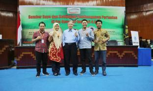 PTPN X Meriahkan Seminar Nasional Pembangunan Pertanian III