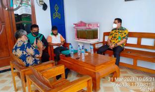 Tingkatkan Kualitas Hubungan, Manajemen PG Lestari Kunjungi Petani Tebu Rakyat