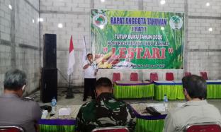 RAT KPTR Lestari, Manajemen PG Lestari Berkomitmen Berikan Layanan Prima