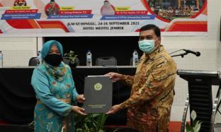 Universitas Jember Gandeng PT Mitratani Dua Tujuh Dalam Penyusunan Kurikulum Outcome Based Education (OBE)