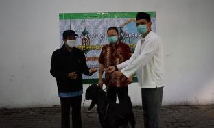 Peringati Hari Raya Idul Adha, PTPN X Salurkan 9 Hewan Kurban